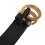 Authentic Second Hand Gucci GG Leather Belt (PSS-622-00013) - Thumbnail 5