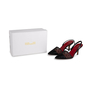 Authentic Second Hand Diane Von Furstenberg Mortelle 4 Slingback Pumps (PSS-424-00214) - Thumbnail 9