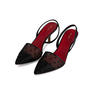 Authentic Second Hand Diane Von Furstenberg Mortelle 4 Slingback Pumps (PSS-424-00214) - Thumbnail 1