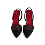 Authentic Second Hand Diane Von Furstenberg Mortelle 4 Slingback Pumps (PSS-424-00214) - Thumbnail 0