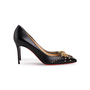 Authentic Second Hand Christian Louboutin Door Knock 85 Pumps (PSS-766-00002) - Thumbnail 1