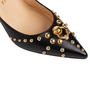 Authentic Second Hand Christian Louboutin Door Knock 85 Pumps (PSS-766-00002) - Thumbnail 6