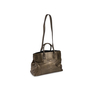 Authentic Second Hand Ling Wu Python Jet Tote (PSS-444-00040) - Thumbnail 6