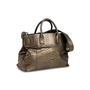 Authentic Second Hand Ling Wu Python Jet Tote (PSS-444-00040) - Thumbnail 1