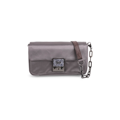 Authentic Second Hand Anya Hindmarch Mini Carker Clutch (PSS-748-00092)