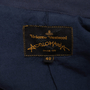 Authentic Second Hand Vivienne Westwood Anglomania Captain Double Breasted Jacket (PSS-748-00097) - Thumbnail 3