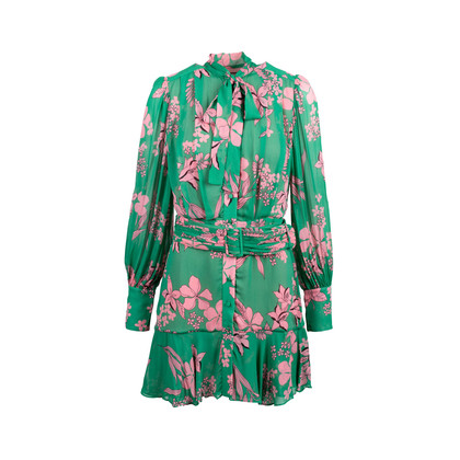 Authentic Second Hand Alexis Tidale Island Floral Dress (PSS-355-00033)