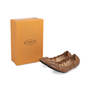 Authentic Second Hand Tod's Leather Ballerina Flats (PSS-773-00001) - Thumbnail 6