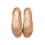 Authentic Second Hand Tod's Leather Ballerina Flats (PSS-773-00001) - Thumbnail 0