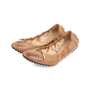 Authentic Second Hand Tod's Leather Ballerina Flats (PSS-773-00001) - Thumbnail 1