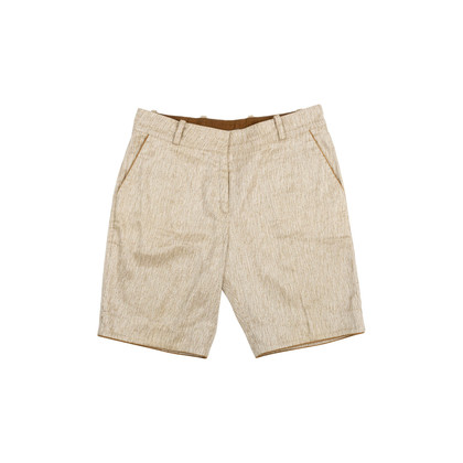 Authentic Second Hand Easton Pearson Metallic Shorts (PSS-743-00035)