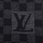 Authentic Second Hand Louis Vuitton Petit Damier Wool Scarf (PSS-743-00003) - Thumbnail 3