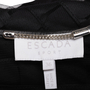 Authentic Second Hand Escada Sport Lamba Leather Petal Jacket (PSS-771-00015) - Thumbnail 3
