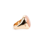 Authentic Second Hand Pomellato Rose Quartz Cipria Ring (PSS-071-00316) - Thumbnail 5