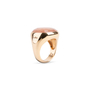 Authentic Second Hand Pomellato Rose Quartz Cipria Ring (PSS-071-00316) - Thumbnail 1