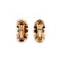 Authentic Vintage Bulgari Celtica Earrings (PSS-071-00321) - Thumbnail 1