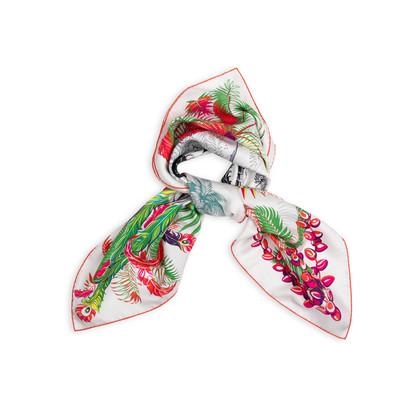 Authentic Second Hand Hermès Mythiques Phoenix Coloriage Scarf (PSS-744-00046)