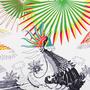 Authentic Second Hand Hermès Mythiques Phoenix Coloriage Scarf (PSS-744-00046) - Thumbnail 2
