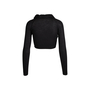 Authentic Second Hand Moschino Roselle Detail Cardigan (PSS-071-00306) - Thumbnail 1