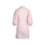 Authentic Second Hand Ganni Broderie Anglaise Dress (PSS-200-01775) - Thumbnail 1