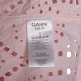 Authentic Second Hand Ganni Broderie Anglaise Dress (PSS-200-01775) - Thumbnail 3