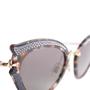 Authentic Second Hand Miu Miu Noir Evolution Cat Eye Sunglasses (PSS-034-00053) - Thumbnail 7