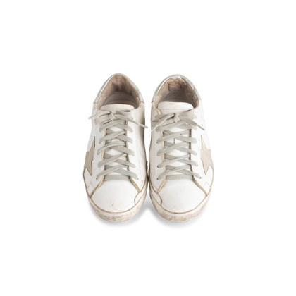 Authentic Second Hand Golden Goose Deluxe Brand Super Star Sneakers (PSS-059-00057)