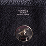 Authentic Second Hand Hermès Noir Lindy 30 (PSS-145-00321) - Thumbnail 4