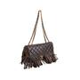 Authentic Second Hand Chanel Paris-Dallas Fringe Flap Bag (PSS-200-01797) - Thumbnail 4