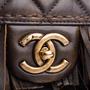 Authentic Second Hand Chanel Paris-Dallas Fringe Flap Bag (PSS-200-01797) - Thumbnail 5