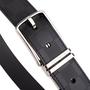 Authentic Second Hand Louis Vuitton Damier Afini Calfskin Boston 40mm Reversible Belt (PSS-200-01817) - Thumbnail 5
