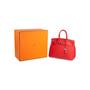 Authentic Second Hand Hermès Geranium Birkin 35 (PSS-691-00024) - Thumbnail 8