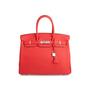Authentic Second Hand Hermès Geranium Birkin 35 (PSS-691-00024) - Thumbnail 0