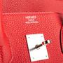 Authentic Second Hand Hermès Geranium Birkin 35 (PSS-691-00024) - Thumbnail 5