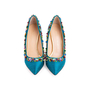 Authentic Second Hand Charlotte Olympia Semi-Precious Silk Pumps (PSS-238-00022) - Thumbnail 0