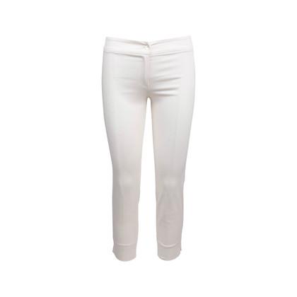 Authentic Second Hand Blugirl Blumarine Cream Pants (PSS-703-00017)
