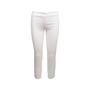 Authentic Second Hand Blugirl Blumarine Cream Pants (PSS-703-00017) - Thumbnail 0