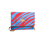 Authentic Second Hand Vivienne Westwood Anglomania Skull Beaded Folded Clutch (PSS-792-00001) - Thumbnail 1