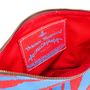 Authentic Second Hand Vivienne Westwood Anglomania Skull Beaded Folded Clutch (PSS-792-00001) - Thumbnail 6
