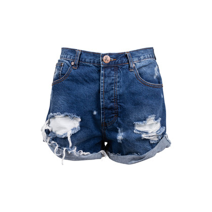 Authentic Second Hand One Teaspoon Bandit Shorts (PSS-200-01821)