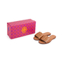 Authentic Second Hand Tory Burch Ines Leather Slides (PSS-809-00002) - Thumbnail 6