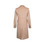 Authentic Second Hand Gucci Camel Wool Coat (PSS-789-00001) - Thumbnail 1