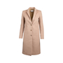 Authentic Second Hand Gucci Camel Wool Coat (PSS-789-00001) - Thumbnail 0