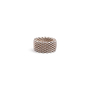 Authentic Second Hand Tiffany & Co Somerset Mesh Ring (PSS-730-00013) - Thumbnail 3