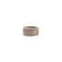 Authentic Second Hand Tiffany & Co Somerset Mesh Ring (PSS-730-00013) - Thumbnail 2