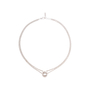 Authentic Second Hand Montblanc Wish Silver Necklace (PSS-730-00009) - Thumbnail 1