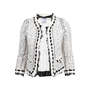 Authentic Second Hand Chanel Spring 2005 Sequinned Tweed Jacket (PSS-200-01824) - Thumbnail 0