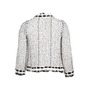 Authentic Second Hand Chanel Spring 2005 Sequinned Tweed Jacket (PSS-200-01824) - Thumbnail 1