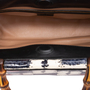 Authentic Second Hand Gucci Nymphaea Snakeskin Bag (PSS-029-00061) - Thumbnail 9