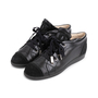 Authentic Second Hand Chanel Suede Cap Toe Sneakers (PSS-190-00137) - Thumbnail 1